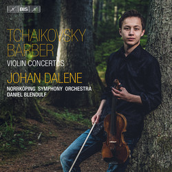 Tchaikovsky and Barber - Violin Concertos