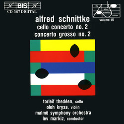 Schnittke - Cello Concerto No.2