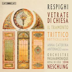Respighi - Church Windows