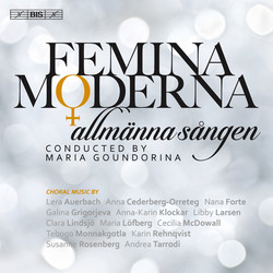Femina moderna - music for mixed choir