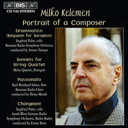 Kelemen - Portrait of a composer