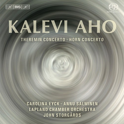 Aho - Theremin and Horn Concertos