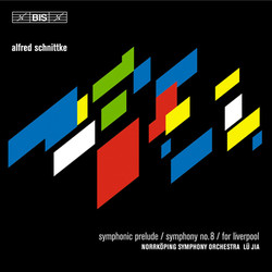Schnittke - Symphony No.8, Symphonic Prelude and For Liverpool