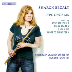 Sharon Bezaly - Pipe Dreams