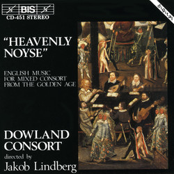 Heavenly Noyse for English consort