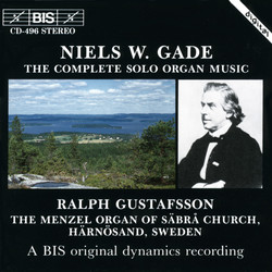 Gade - The Complete Solo Organ Music