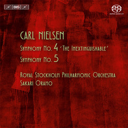 Nielsen - Symphonies Nos 4 and 5