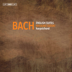 Johann Sebastian Bach - English Suites