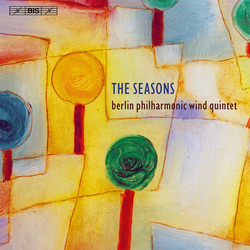 The Seasons - 20th-Century Music for Wind Quintet
