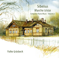 Sibelius - Complete Piano Music, Vol.3