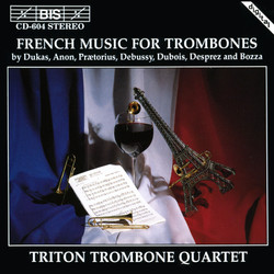French Music for Trombones