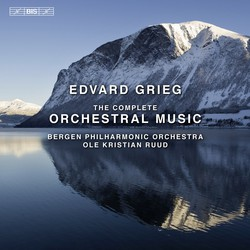 Grieg - The Complete Orchestral Music