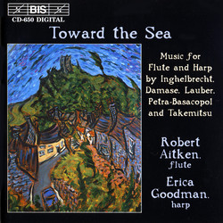 Toward the Sea - flute and harp duos