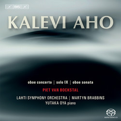 Kalevi Aho - Works for the Oboe
