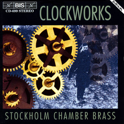 Clockworks - works for brass quintet