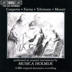 Musica Holmiæ - musical jokes from Farina to Mozart