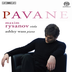 Pavane - arrangements for the viola