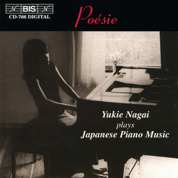 Poésie - Japanese piano music