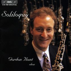 Soliloquy - British Music for Solo Oboe