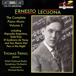 Lecuona - The Complete Piano Music, Vol.2
