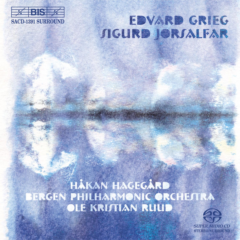BIS Records - Grieg - Sigurd Jorsalfar