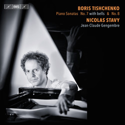 Tishchenko - Piano Sonatas Nos 7 and 8