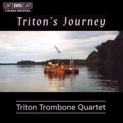Triton's Journey - music for trombone quartet