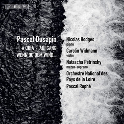 Pascal Dusapin - Concertante Works