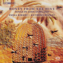 Honey from the Hive: Songs by John Dowland for his Elizabethan Patrons