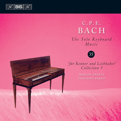 C.P.E. Bach - Solo Keyboard Music, Vol.35