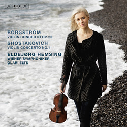 Borgström and Shostakovich - Violin Concertos