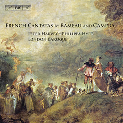 French Cantatas by Rameau and Campra