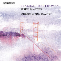String Quartets by Beamish and Beethoven