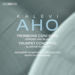 Aho - Concertos for Trombone and Trumpet