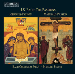 J.S. Bach - The Passions