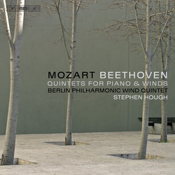 Mozart / Beethoven - Quintets for Piano & Winds