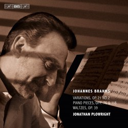 Brahms - Piano Works Vol.3