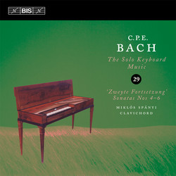 C.P.E. Bach - Solo Keyboard Music, Vol.29