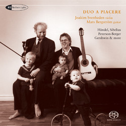 Duo a Piacere - Music for violin and guitar