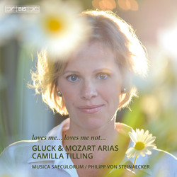 Camilla Tilling - Gluck and Mozart Arias