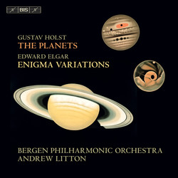 Holst & Elgar: The Planets & Enigma Variations